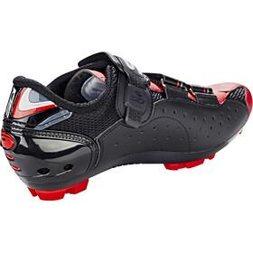 Sidi MTB Eagle 7-SR Chaussures Homme, black/red